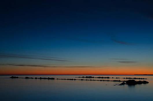Zen Morning at Ghost Channel by Steve Myrick