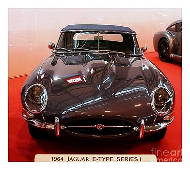 CSlater -  1964 Jaguar E-Type