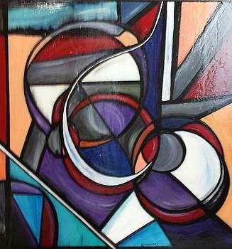 # 668 Mixed Emotions by Linda Skibinsky