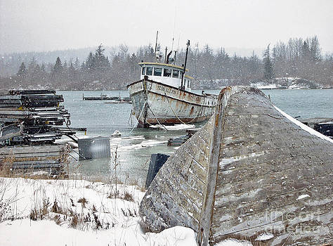 A bit of Maine History by Christopher Mace