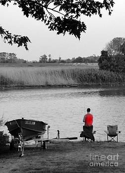 A Fisherman Will Never Starve by Jackie Bodnar