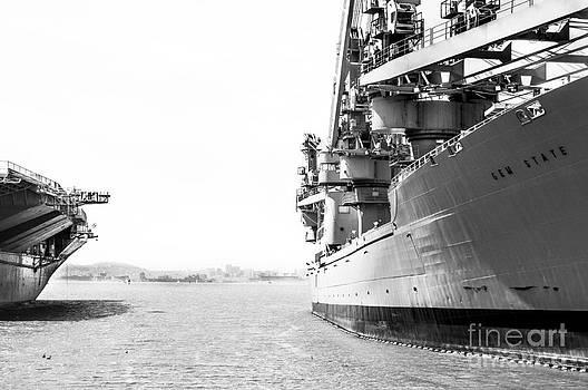Alameda Warschips by Steven Van Gucht