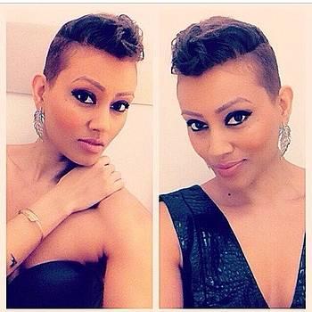 😍 #androgynous#buzzcut by Alexis Johnson