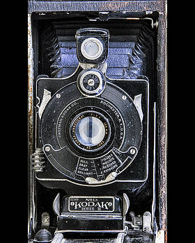 Errol Wilson -  Antique Kodak Camera