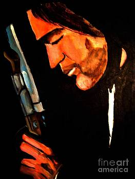 Antonio Banderas by Sidney Holmes