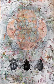 Armata Erant Mystica  by Adam Laughlin