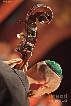 Bass mann. by  Andrzej Goszcz