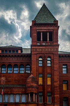 Ricky Jarnagin -  Bexar County Courthouse