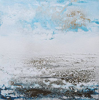 Blue Shore Rhythms and textures 1 by Mike   Bell