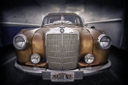 Boxed-in-benz...... by Russell Styles