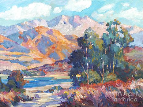 David Lloyd Glover -  California Lake