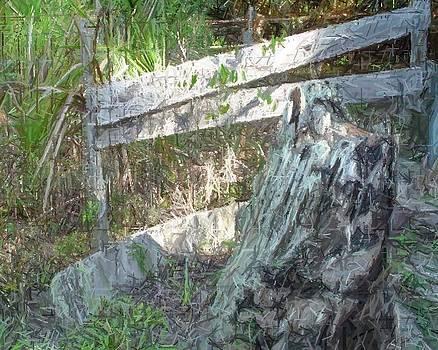 Prayer Stump  by Cheryl Waugh Whitney