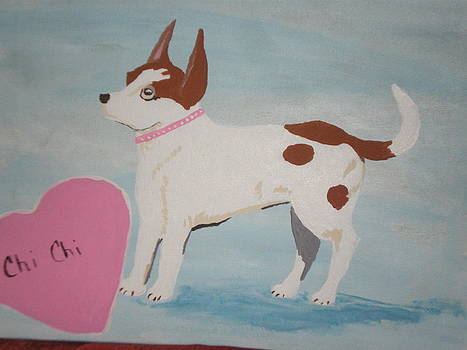 ChiChi The Chihuahua by Lois D  Psutka
