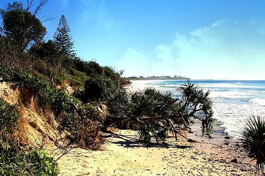 Coastal Erosion by Kevin Perandis