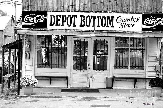 Depot Bottom Country Store by   Joe Beasley