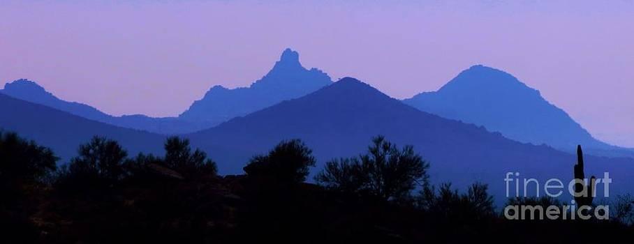 Desert Mountains by Mistys DesertSerenity