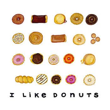 Donuts by Barbara Esposito