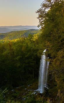 Falling Spring Falls by Greg Reed