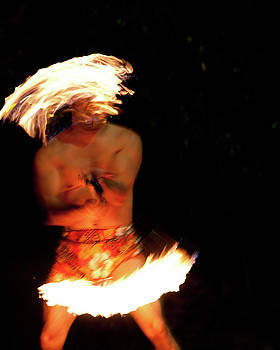 The  Fire Dancer  by Gilbert Artiaga