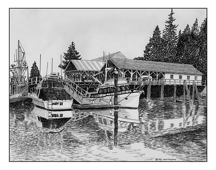 Jack Pumphrey -  Fishermans Net Shed Gig Harbor