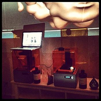 @ Formlabs Being Cool by Caitlin Kunzle