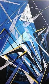Geometric 10 by Ana Almeida