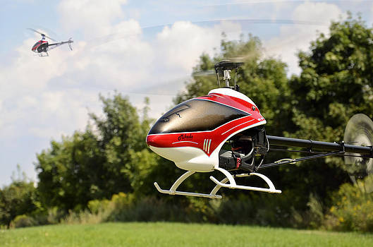 Gynt   -  Helicopters with remote control
