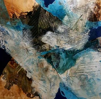 hoher Wellengang by Brigitte Willener