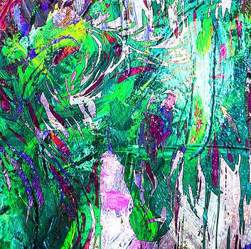 horse  Abstract by M R I  Khokon