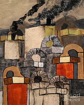 Industry by Iris Posner
