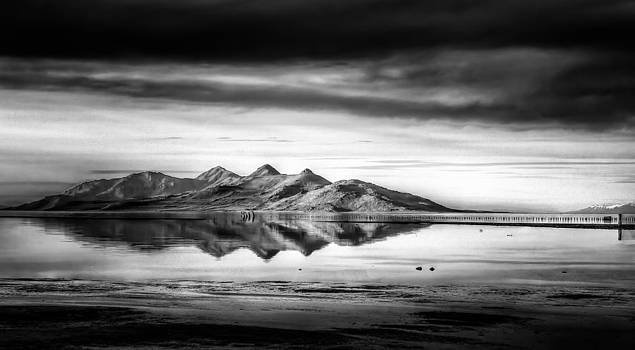 Island Reflections by Kevin Rowe