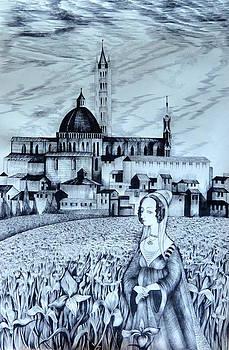 Anna  Duyunova -  Italian Fantasies. Siena