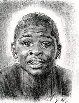 Jerome Age 15 by Evelyn Astegno