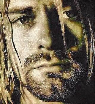 Kurt Cobain by Patrick OHare