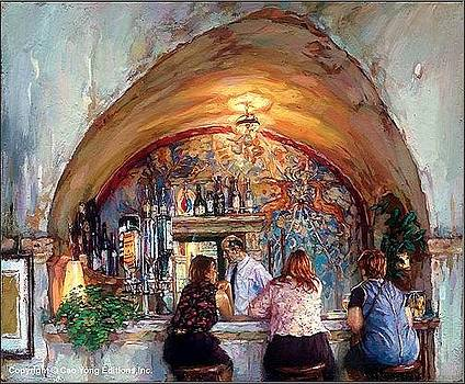 La Colombe D'or by Cao Yong