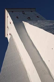 Lighthouse in Hiiumaa by Sergei Zinovjev