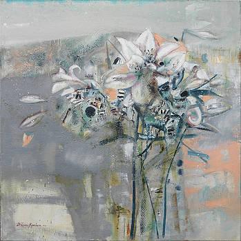 Lilies by Dariya Tishchenko-Zhuravel