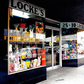 Lockes Dime Store by   Joe Beasley