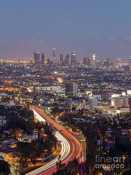 Los Angeles by Shishir Sathe
