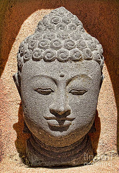 Elena Nosyreva -  many faces of buddha