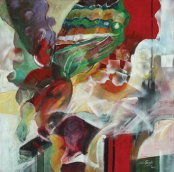 Metamorphosis by Otilia Gruneantu Scriuba