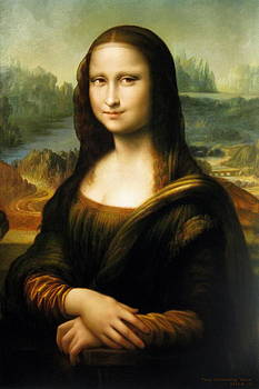 Mona Lisa by Yoo Choong Yeul