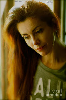 Ohhh mon amour - mon doux - mon tendre -  mon merveilleux amour. by  Andrzej Goszcz