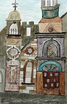 Lesley Fletcher -  Old Notre Dame