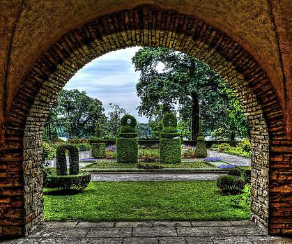 Alexander Drum -  ornamental garden