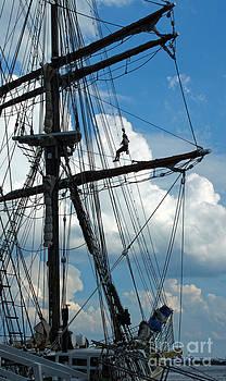 Gregory Dyer -  Philadelphia Clipper Ship