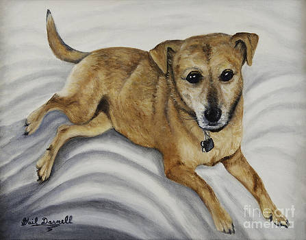 Portrait of Reeses by Gail Darnell