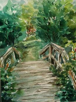 @ Princeton Park by Lynn Cheng Varga