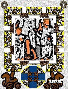 Pueri Romani-Roman Boys by Cibeles Gonzalez