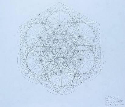 Quantum Snowflake by Jason Padgett